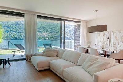 como lake resort soggiorno