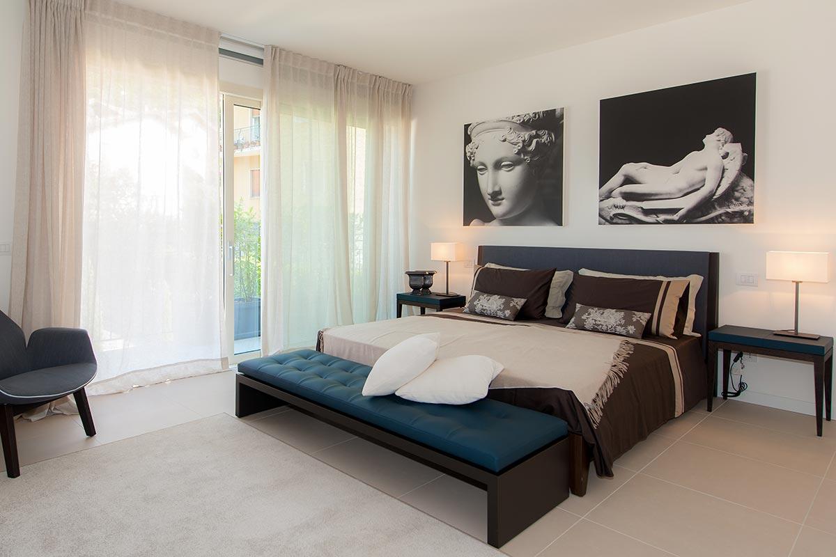 appartamenti di lusso luminosi