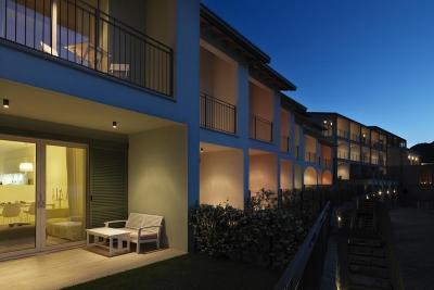 appartamenti di lusso fronte lago