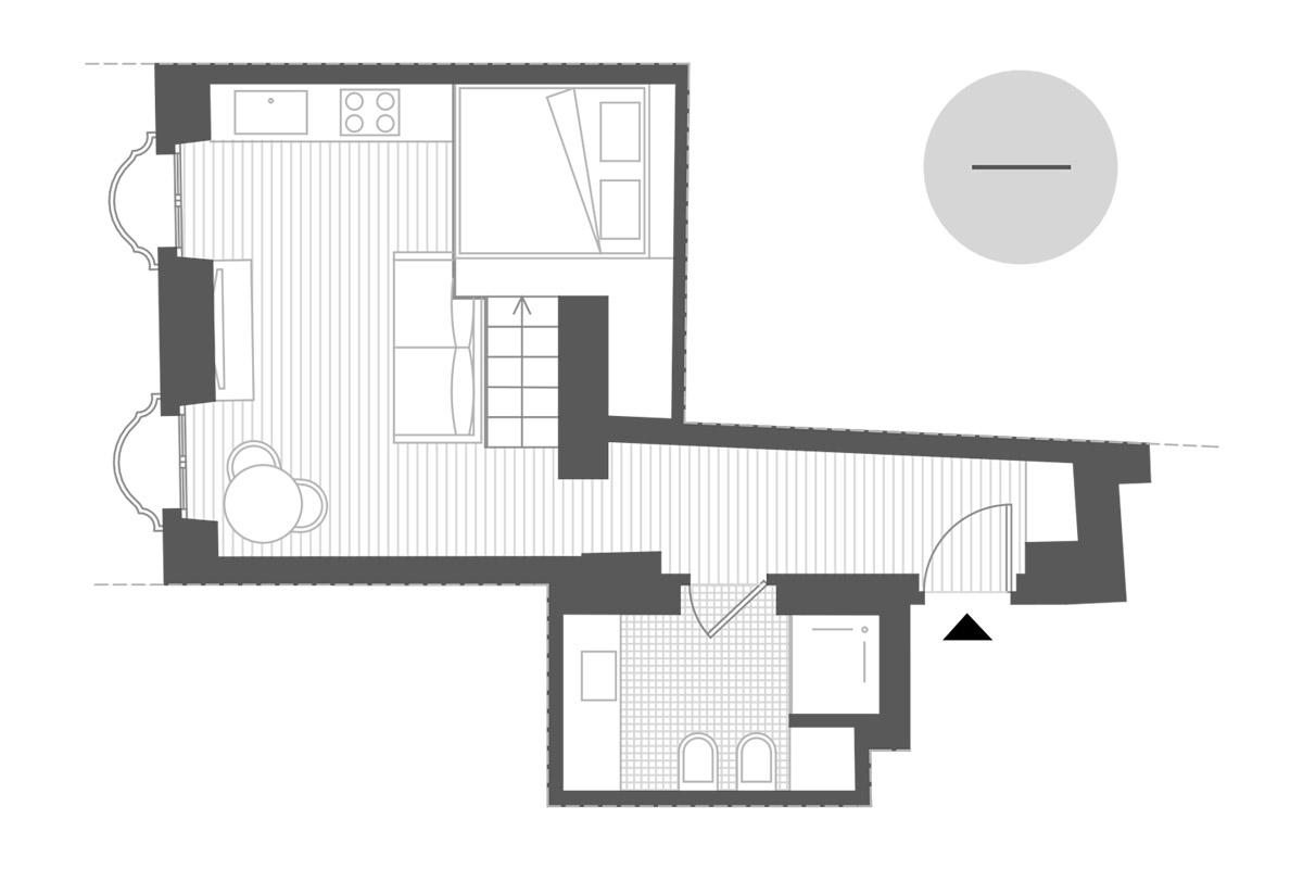 planimetria appartamento 2k
