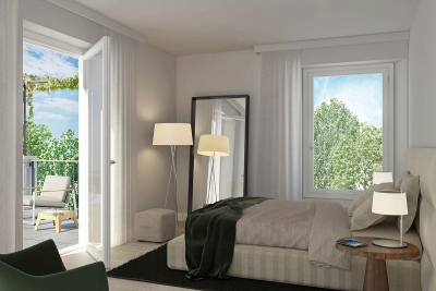 camera da letto di design