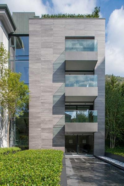 appartamenti di lusso in zona signorile a Como